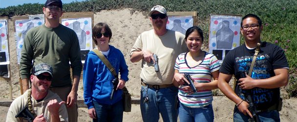 Shooting Fundamentals Groups Picture